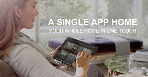 Savant Home Automation App