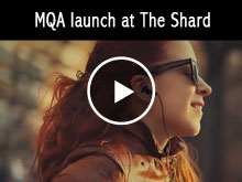 Meridian launch MQA at The Shard