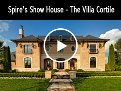 Spires Show House